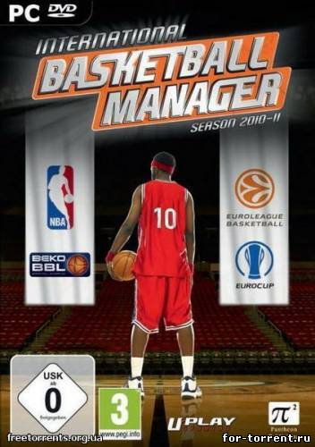International Basketball Manager Season (2010-2011) РС скачать торрент