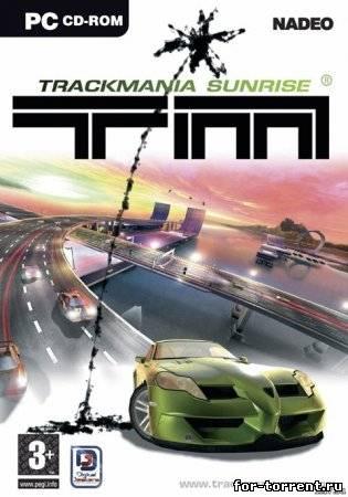 TrackMania (2006) PC скачать торрент